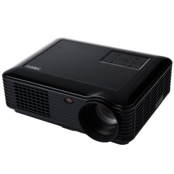 POWERFUL SV - 226 Home Theater 3500 Lumens 800 × 480 Pixels Multimedia LCD Projector - Intl Price Philippines