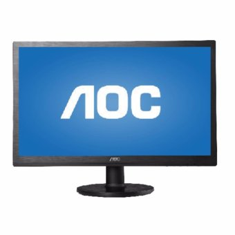 "AOC M2060SWD 19.53"" Wide LED Monitor (Black) Price Philippines"