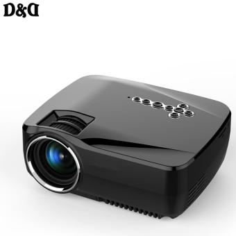 Harga D&D GP70UP Projector Home Wireless HD Bluetooth WIFI