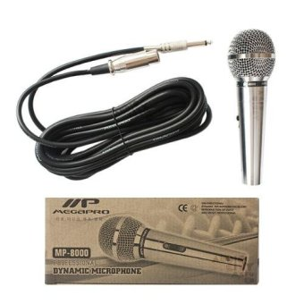 Megapro MP-8000 Professional Dynamic Uni-directional Microphone Price Philippines
