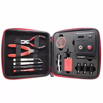 Harga GENUINE Coil Master DIY Full Kit V3 (Tools Kit, Rebuild, Recoil, Vape, Atomizer)