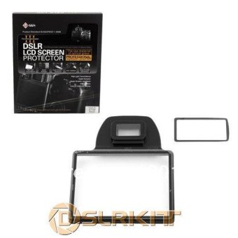 Harga GGS III LCD Screen Protector glass for NIKON D7100 DSLR - intl