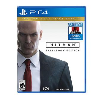 Harga Hitman: Steelbook Edition [R3] for PS4