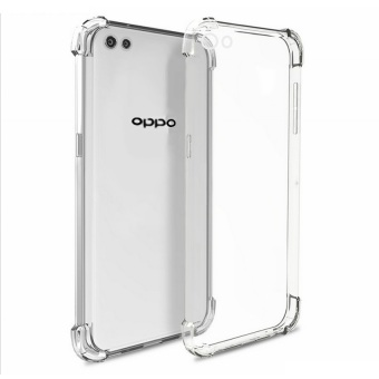 German Import Shockproof Silicone Clear Case for Oppo A33 (Clear) Price Philippines