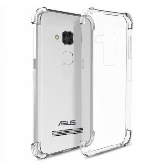 German Import Silicone Shockproof Case for ASUS Zenfone 3 Max (ZC520TL) (Clear) Price Philippines