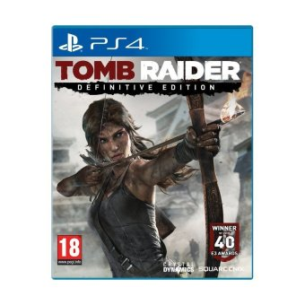 Harga Square Enix Tomb Raider: Definitive Edition for PS4