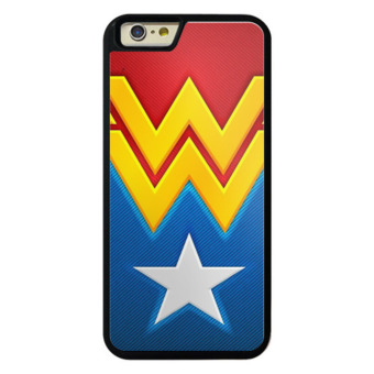 Harga Phone case for iPhone 6/6s Wonder Women cover for Apple iPhone 6 / 6s - intl