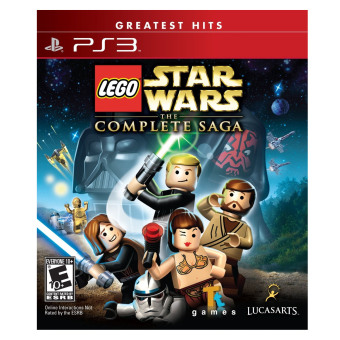 Harga Lego Star Wars Complete Saga (R1) for PS3