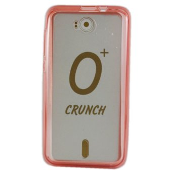 Harga Senior TPU Back Case for O+ O Plus Crunch (Red)