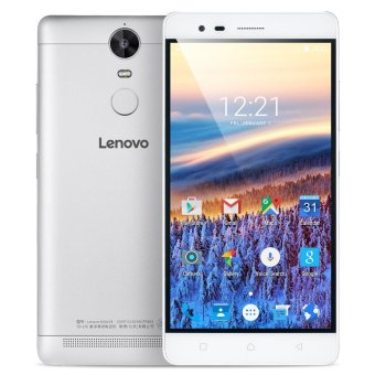 Lenovo K5 Note 5.5 Inches FHD 3G+32G (Silver) - intl. Price Philippines