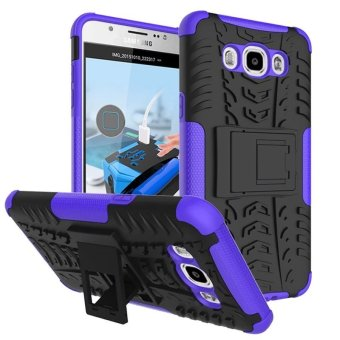 BYT Rugged Dazzle Case for Samsung Galaxy J7 2016 with Kickstand (Purple) Price Philippines