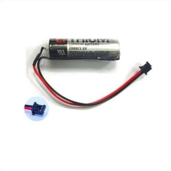Toshiba ER6V / 3.6V 2000mAh Lithium Battery with HRS-DF3 Plug for PLC/CNC Price Philippines