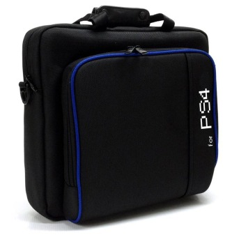 Harga CST PS4 Carry Bag (Black)