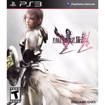 Harga Square Enix Final Fantasy XIII-2 Game for Playstation 3