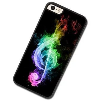 Harga Custom Music Phone Case For Apple iPhone 4 4s - intl