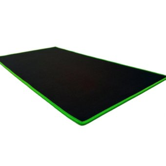 Extended Mouse and Keyboard Pad Large Mouse Pad Water-Resistant Mouse Mat( Green ) Price Philippines