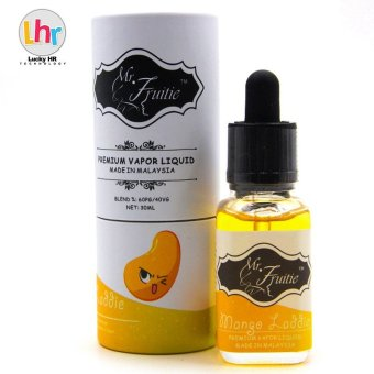 Mr. Fruitie Premium Vapor Liquid For Electronic Cigarette (Mango Laddie) Price Philippines