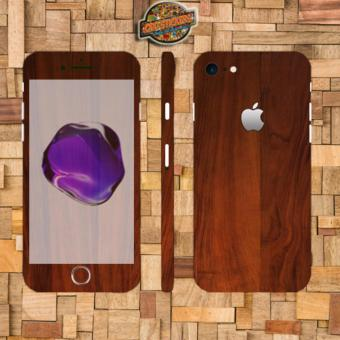 Oddstickers wood 6 Phone Skin Cover for iPhone 7 Price Philippines