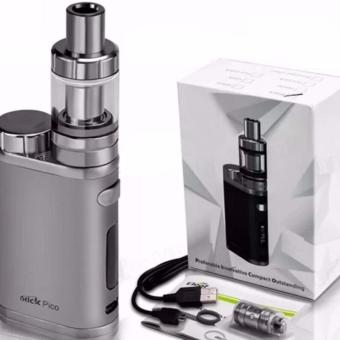 QF Smoke iStick Pico 75W Starter Kit Vape Cigarette(GRAY) Price Philippines