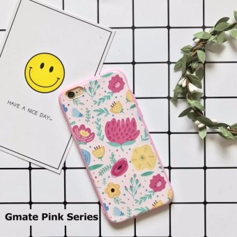 Harga Gmate Pink Series TPU Case For iPhone 5 / 5s (Pink)