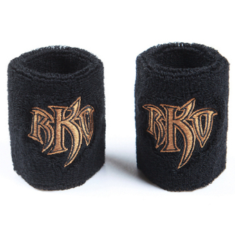 RKO Randy Orton Swatbands Sports Cotton Wristbands Unisex( Black) - Intl Price Philippines