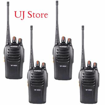 Baofeng BF-777S Walkie Talkie FM Transceiver of 4 Price Philippines