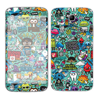 Oddstickers Doing Good Skin Cover for Samsung Galaxy Mega 5.8 Price Philippines