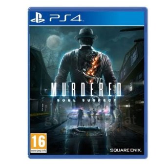 Harga Square Enix Video Games: Murdered Soul Suspect for PS4