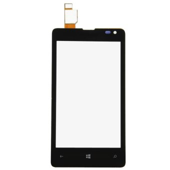 Harga Touch Glass Screen Digitizer for Nokia Lumia 435 532- - intl