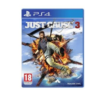Harga Just Cause 3 Game for PS4