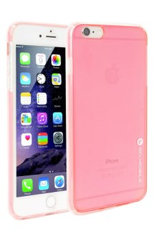Harga Go Mobile Gears Meika Hybrid Case for iPhone 6 6s Plus (Pink)