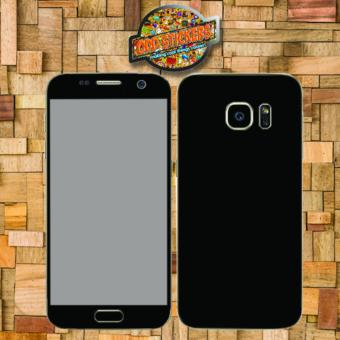 Oddstickers Matte Black Phone Skin Cover for Samsung Galaxy S7 Price Philippines