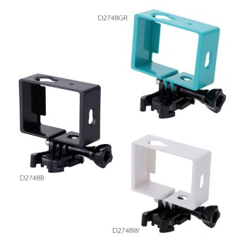 Protective Housing Side Border Frame Case for Xiaomi Yi Xiaoyi Action Sport Camera Accessories Price Philippines