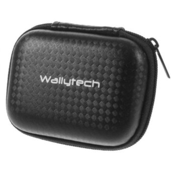 Wallytech Water-Resistant Mini Case/Pouch for Xiaomi Yi/XiaoYi, GoPro Hero, SJCAM and other Sports Cameras (Black) Price Philippines