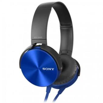 New Product Sony MDR-XB450AP 102dB Extra Bass Smartphone Headset Price Philippines