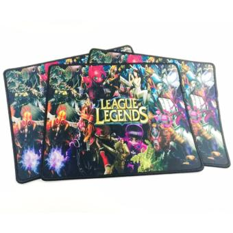 League of Legends Mouse Pad Gaming Mousepad Set of 10 Price Philippines