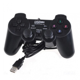 Harga USB Game Controller for PC Computer