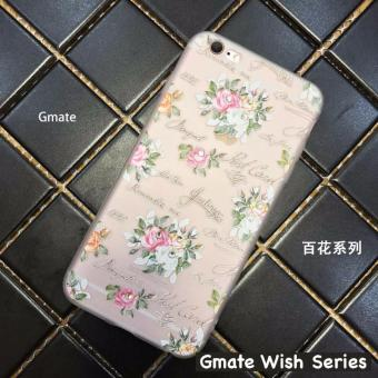 Harga Gmate Wish Series TPU Case For iPhone 5/5s #8