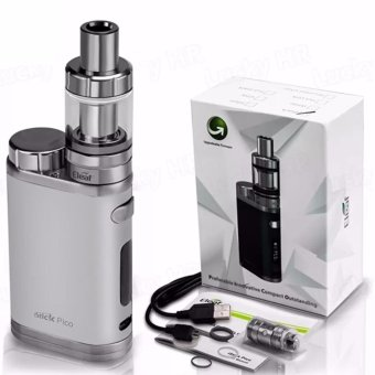 Eleaf iStick Pico 75W Starter Kit Vape Cigarette (Silver) Price Philippines