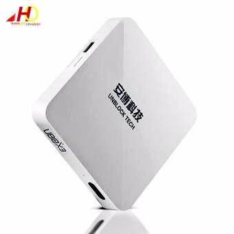 Unblock Tech UBOX3 S900ProBT Android Media Player Box (White) Price Philippines
