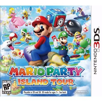 Harga Nintendo Mario Party: Island Tour Game for Nintendo 3DS