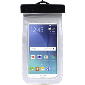 Harga TECH GEAR Vivid Proof Case for Mobile Phone (White)