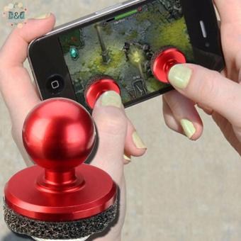 Harga Mini Joystick Suction Cup Arcade Game Controller for Touch Screen iPhone or Android SET OF TWO