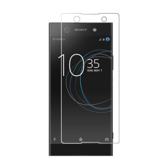 PopSky Tempered Glass Premium 9H Film Screen Protector for Sony Xperia XA1 - intl Price Philippines