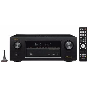 Denon AVR-X2300W 7.2 Channel Full 4K Ultra HD AV Receiver with Bluetooth (Black) Price Philippines