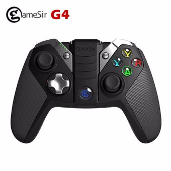 Harga GameSir G4s Bluetooth 4.0 / 2.4G Wireless / Wired nes Gamepad Game Controller snes 800 mAh Capacity for iOS Android PC PS3