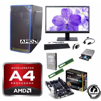 AMD A4-7300 Richland 3.8GHz Dual-Core. Desktop Dragon Price Philippines