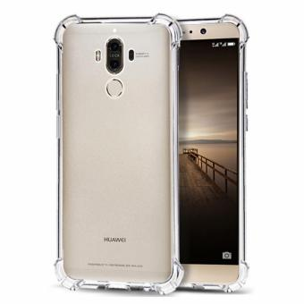 Mobilehub German Import Shockproof Silicone Clear Case For Huawei Mate 9 (Clear) Price Philippines