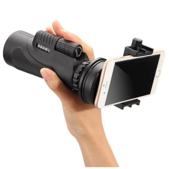 Original Universal 12X50 Hiking Concert Camera Lens Telescope Monocular With Holder For Smartphone(Import) Price Philippines