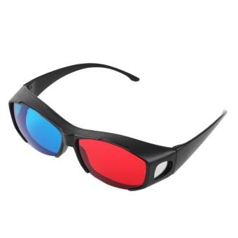 Harga OH Universal Type 3D Glasses/Red Blue Cyan 3D Glasses